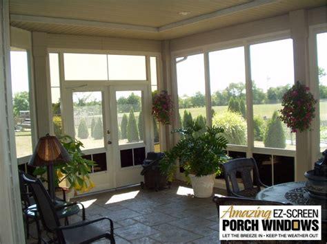 ez screen porch 8 best images about amazing ez screen porch doors on