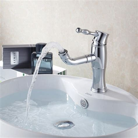Modern Faucets For Bathroom Sinks by Free Shipping New Style Bathroom Faucets Brass Chrome