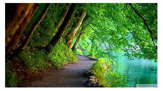 Nature Lake Wallpa...