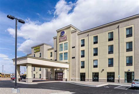 Comfort Suites Near Denver Downtown, Denver Colorado (co