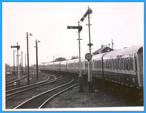 1984 BANBURY train photo Special 9-car D.M.U. Ref08 ...