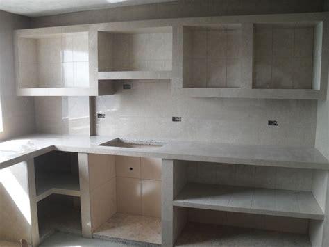 mejores  imagenes de cocinas de concreto en pinterest