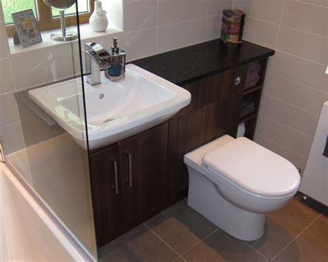 bathroom vanity units  basin  toilet living room