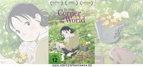 Anime Movie In This Corner Of The World Anime Movie Review In This Corner Of The World House Of