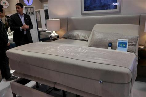sleep number select comfort will select comfort s new 8 000 bed really stop snoring