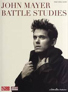 Sheet Music : John Mayer Battle Studies - Pvg (Piano ...