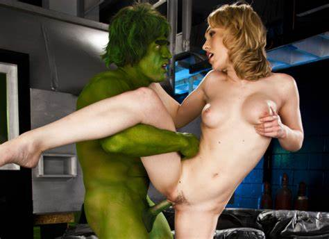 Unusual Words Weird New Incredible Vivid Porn Parodies Good Hulk Xxx And Spiderman