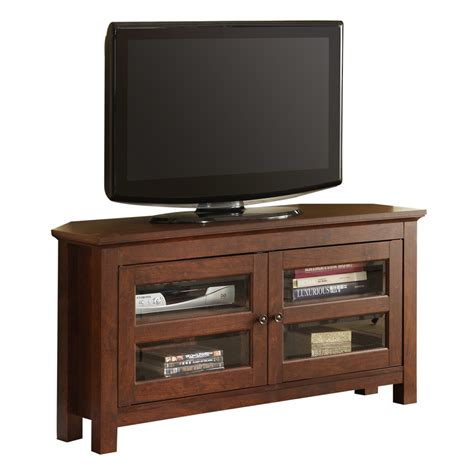 small corner tv cabinet small corner tv stand with glass door cabinets and knob