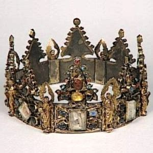 The Crown Of Otto Iii (9801002), King Of The Germans And