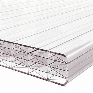 7M X 1045mm Finest 25mm Polycarbonate Sheet Clear