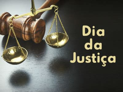 da justica de dezembro