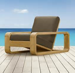 design lounge chair modern teak wood outdoor lounge chair design plushemisphere