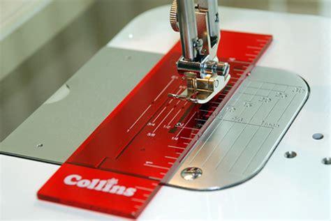 quarter  seam allowance   sew  accurately