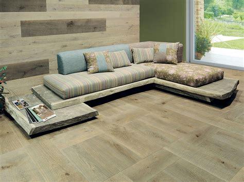 parquet flooring oak sofa design by cadorin