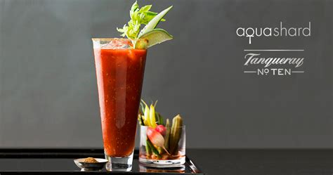 Aqua Shard Private Dining Room by Father S Day Bloody Mary Brunch Aqua Shard