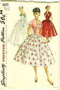 Simplicity 1655 | Vintage Sewing Patterns | FANDOM powered ...