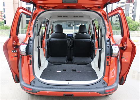 Review Toyota Sienta by Toyota Sienta Review The Parent Trap
