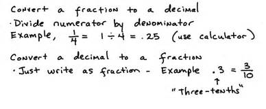 how do you turn decimals into fractions how do you convert a fraction into a decimal apps directories