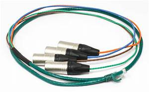 Cat5 To Xlr Wiring Diagram