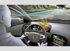 New headup displays could change views for drivers and