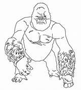 Gorilla Coloring Printable Cartoon Colouring Gorillas Colorir Gorila Sheets Intended Justcoloringbook Niobrarachalk Filho Bonito Rinoceronte Seu Momjunction Others Popular Monkey sketch template