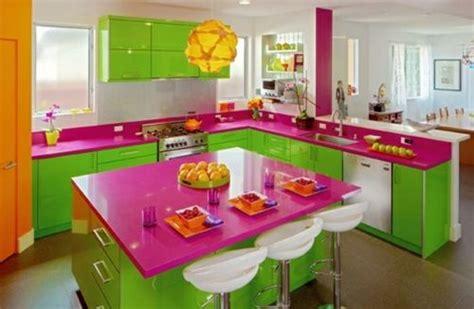 Farbgestaltung In Der Küche  Bunte Ideen Für Mehr Spaß
