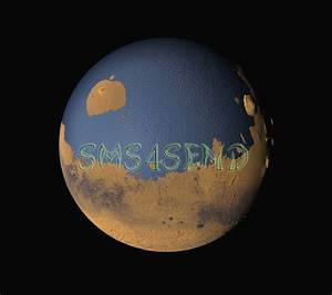 Features of Planet Mars - Pics about space
