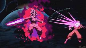 Goku Black Rose Dragon Ball FighterZ 00008