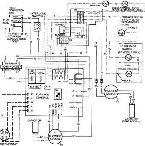 Heat Pump Thermostat Wiring Diagram Get Free Image About