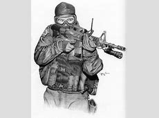SWAT 1 Print by Larry Smith