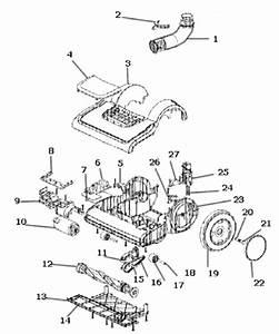 Electrolux El8502a Parts List And Diagram