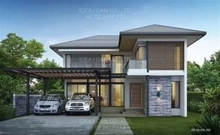 2 story house designs resort floor plans 2 story house plan 4 bedrooms 4 bathrooms living area 230 sq m modern