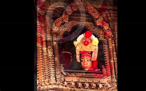 kumari  story   living goddess nepal original   danny fonfeder youtube