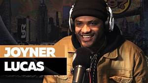 Joyner Lucas On Rumored Lil Pump Diss, 'I'm Not Racist ...