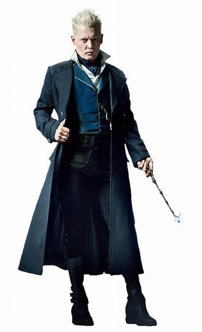 Grindelwald Gellert Harry Potter Fantastic Beasts Character