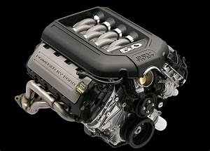 Ford Offering Mustang GT 5.0 V8 as Crate Engine - autoevolution