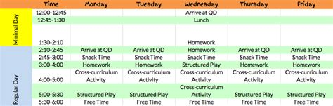 Integrated After-School Program for K-6 - QD Learning