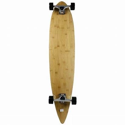 Pintail Complete Bamboo Longboard