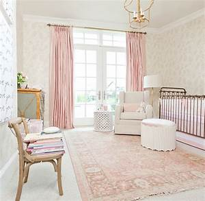 A Pink Nursery For Pink Peonies Project Nursery