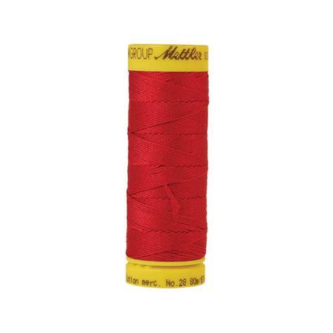 Amann Mettler Silk Finish Cotton No.28 (30 Farben/ 80 m