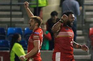 Salford 24 Hull KR 14: Kriss Brining dumps Rovers out of ...