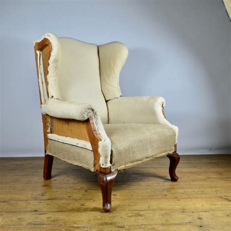 chair reupholstery english wing chair reupholstery included c237 438329 sellingantiques co uk
