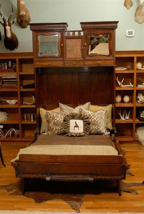 10148 murphy bed nyc murphy bed of mahogany new york circa 1885 at 1stdibs