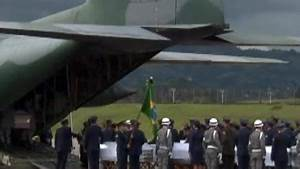 Remains of crash victims being returned to Brazil - CNN Video