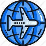 Premium Icon Airline Flaticon Svg Icons Travel