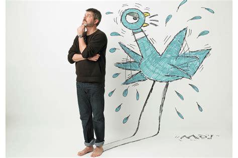 beloved childrens author mo willems showcases  work