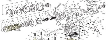 Ford Transmission Schematic Diagram Part List