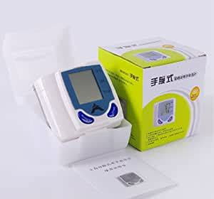 Amazon.com: GoodRuler@ Wrist Blood Pressure Monitor