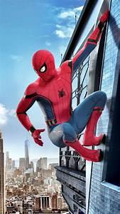 Free Spider Man Homecoming phone wallpaper by julieschram
