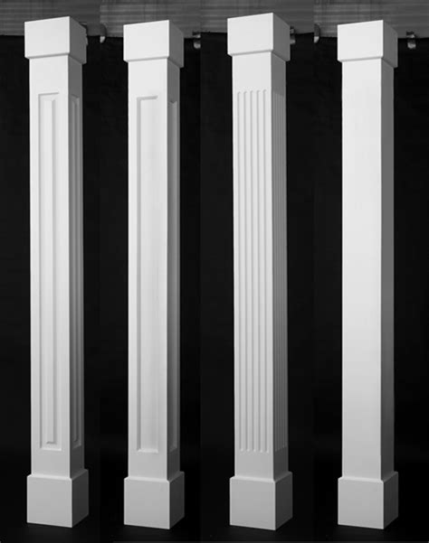 porch column wraps curb appeal products